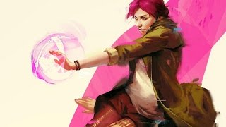 Infamous: First Light Review Commentary (Video Game Video Review)