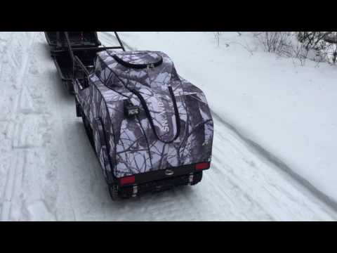 2017 Snowdog Machine