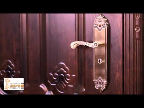 Металлические двери. Атлант модели L.