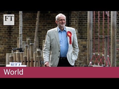 Labour party stumbles in UK local elections