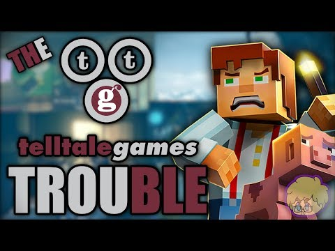 The Trouble with Telltale Games