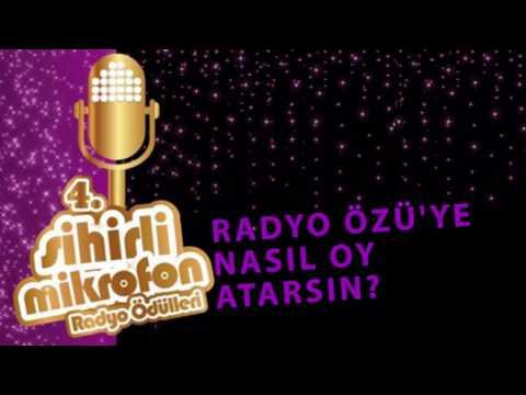 5. Sihirli Mikrofon Radyo Ödülleri'nde Radyo ÖzÜ Finalde!