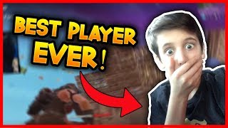 This 14 Year Old Is The Best Fortnite Player Ever