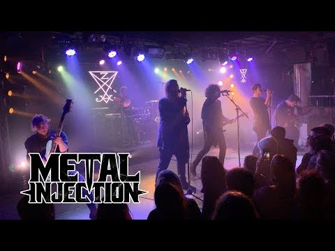 "ZEAL & ARDOR ""You Ain't Coming Back"" Live in Spain 