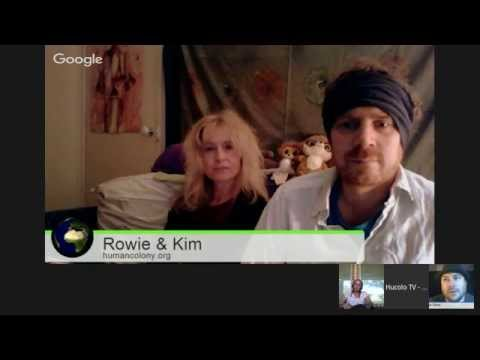 Hucolo :: Rowie, Kim and Roxanne Swainhart. An Interview with Brian Sims. September 8, 2015