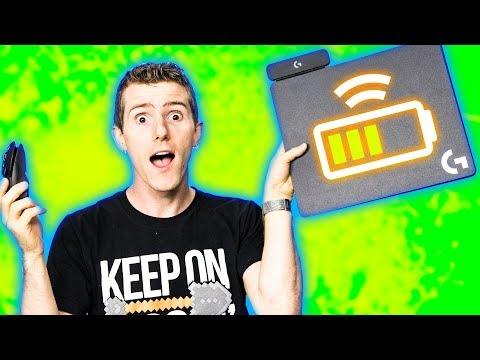 Thumbnail: A Wireless Mouse That Lasts FOREVER! - HOLY $H!T Ep. 20