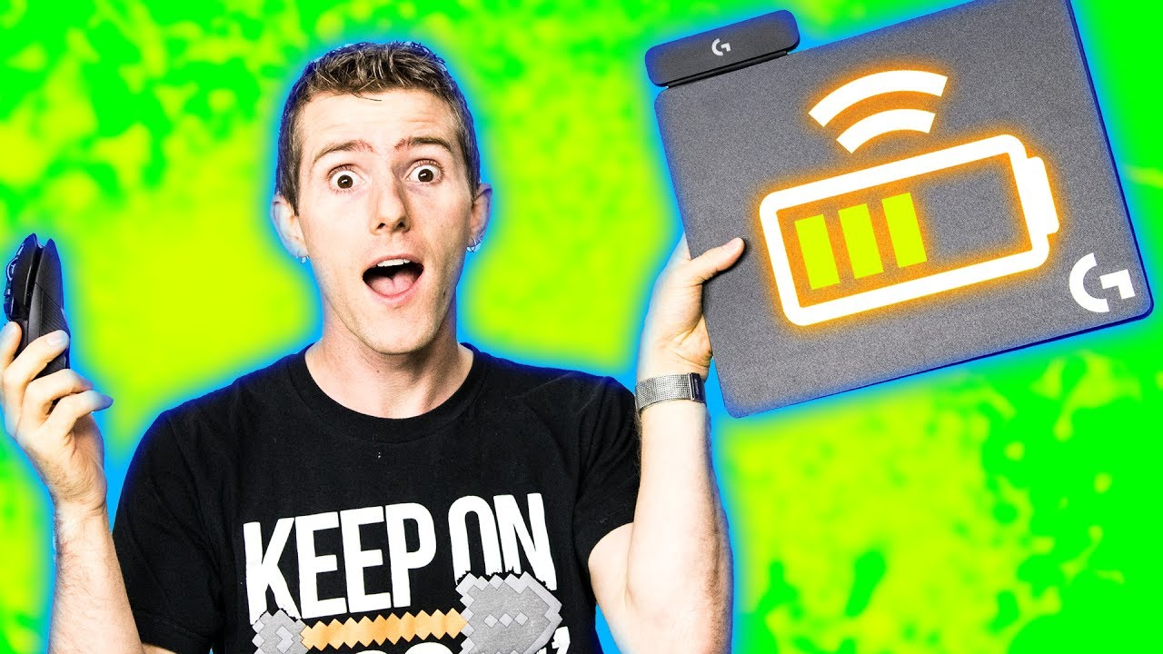 A Wireless Mouse That Lasts FOREVER! - HOLY $H!T Ep. 20