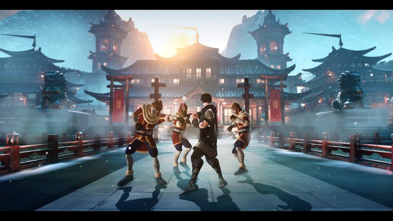Kung Fu Superstar Kickstarter Pitch Video