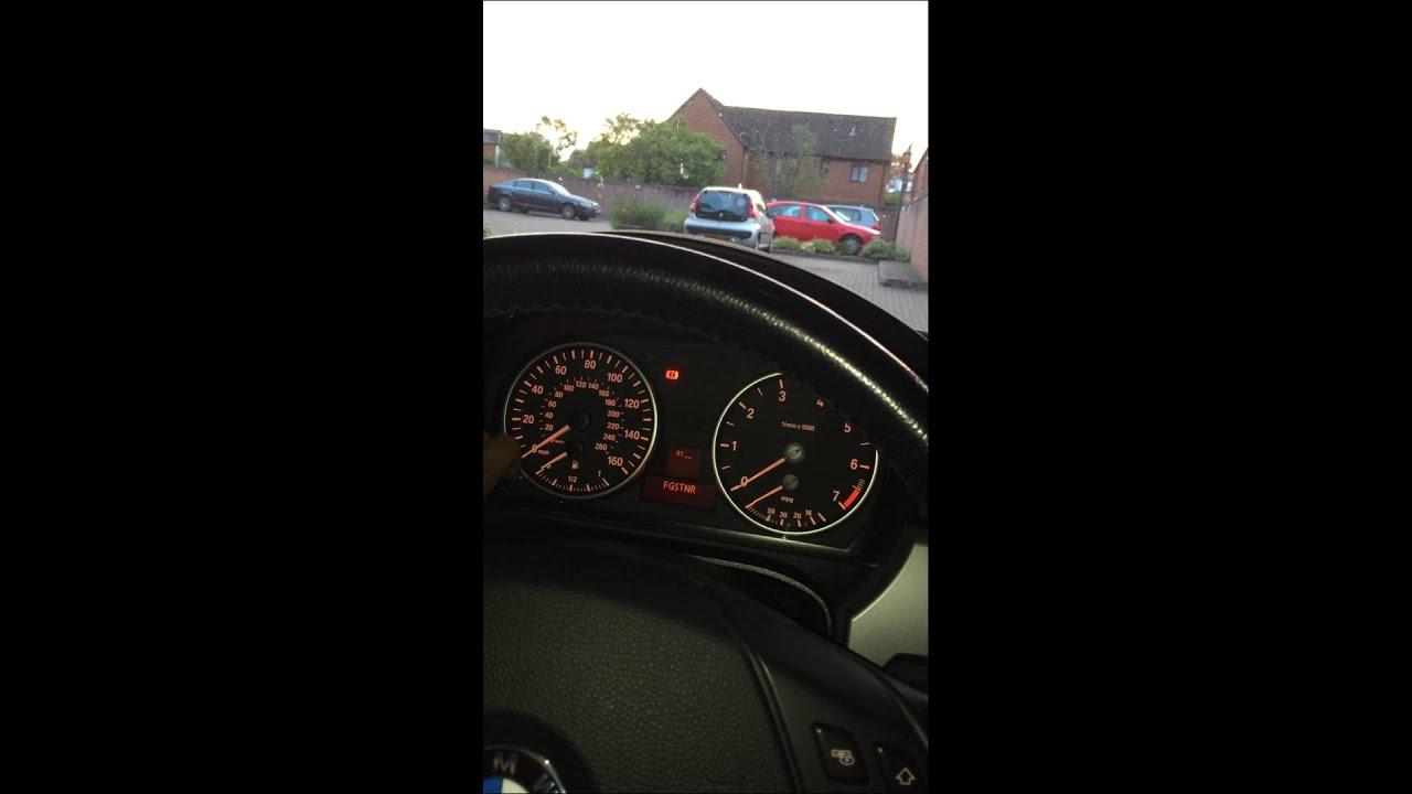 BMW e90, e91, e92 hidden menus on BC