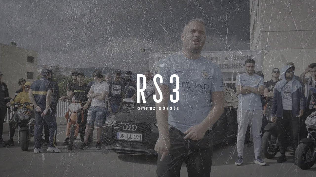 "JUL x Zkr & Morad Type Beat ""RS3""   Instru Rap 2021   prod. amneziabeats"