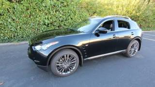 2017 Infiniti QX70 3.7 with Limited Package