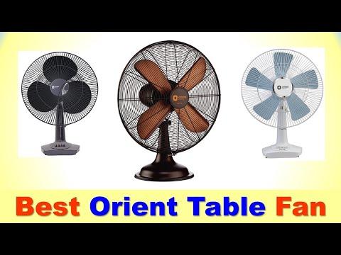 Top 5 Best Orient Table Fan in India 2020   TABLE FAN ONLINE   ओरिएंट टेबल फैन