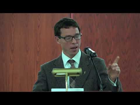 Professor Michael Krom, Part 1