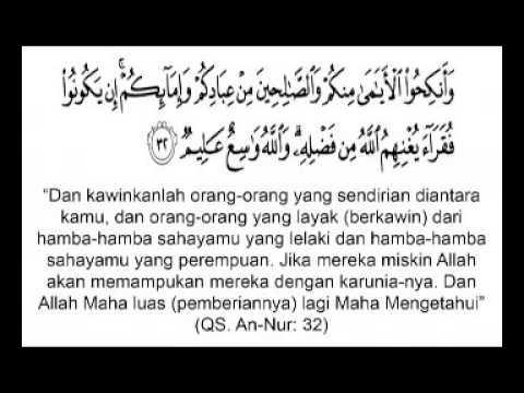 surah an nur ayat 32