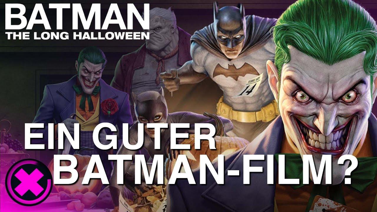 Batman ist zurück | Batman - The Long Halloween Teil1 Review | HeroFlash