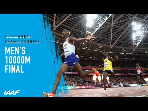 Men's 10000m Final | IAAF World Championships London 2017