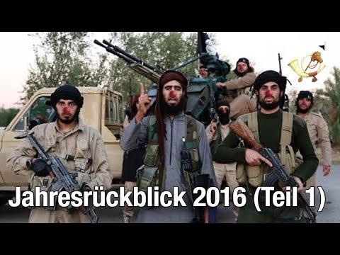 Postillon24 - Der Jahresrückblick 2016 (Teil 1 - Januar bis Juni)