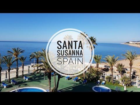 Spain | Santa Susanna Vlog