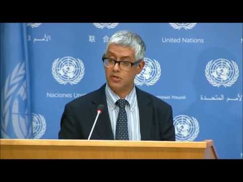 ICP Asks Ban Ki-moon's Spox Why UN Security Banned It From Haiti & S Sudan Meetings, Censors