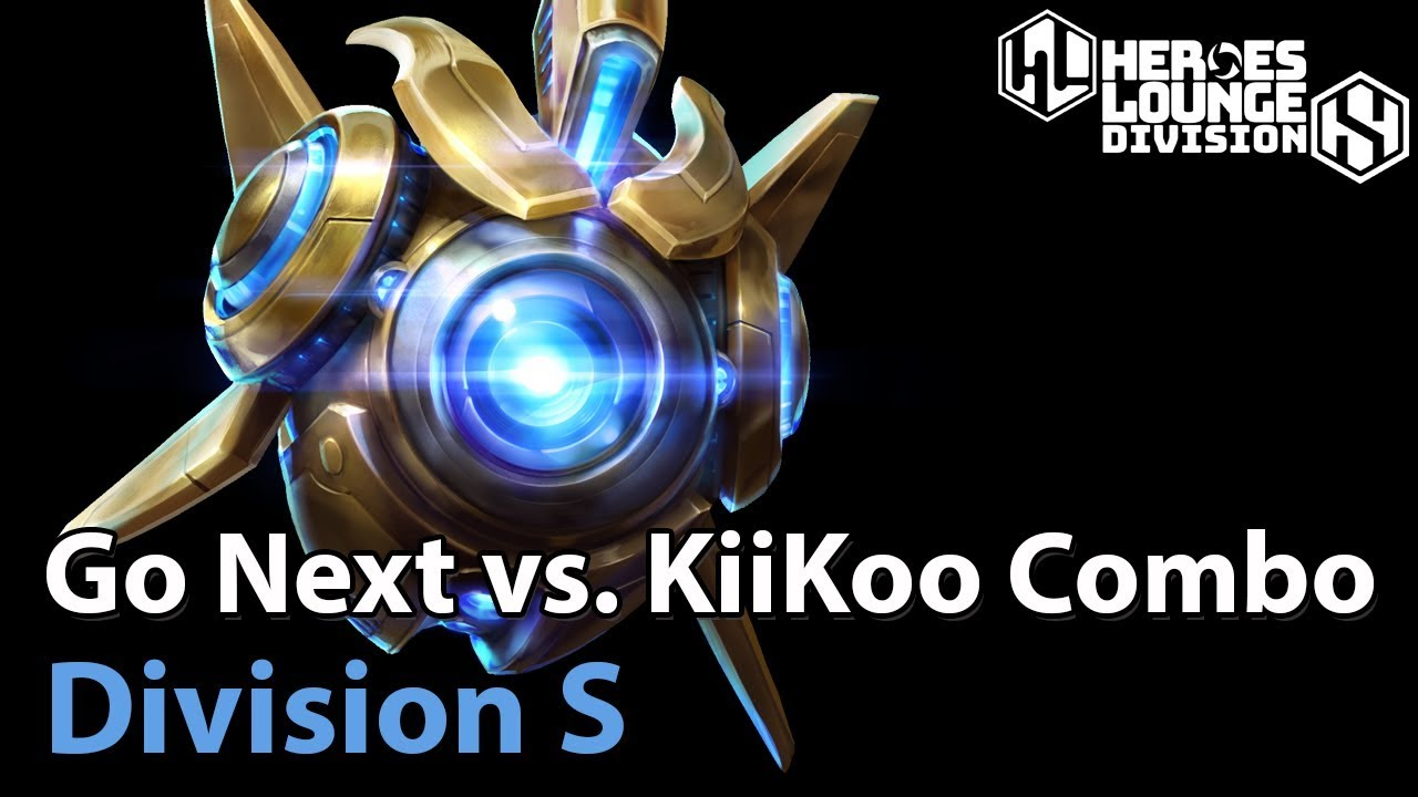 ► Go Next vs. KiiKoo Combo - Division S - Heroes of the Storm Pro Play: