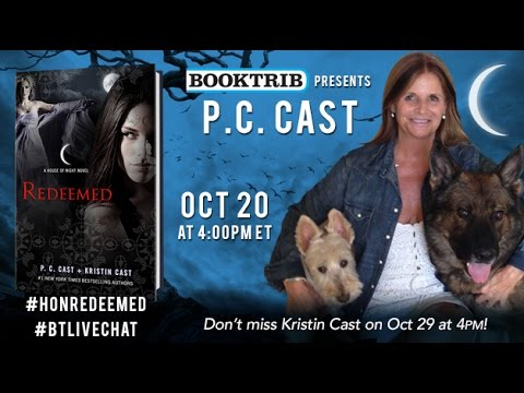 Booktrib Interview With Pc Cast Author Of Redeemed A House Of