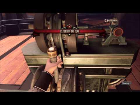 Bioshock Infinite: Burial At Sea Ep 2 - Retrieve Quantum Particle, Suchong Block, Ironsides Plasmid  