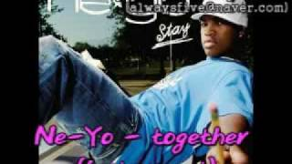ne-yo - together (instrumental)