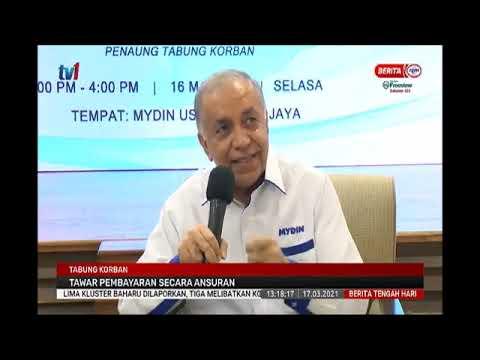 Majlis Pelancaran Program Tabung Korban Di Mydin, Subang