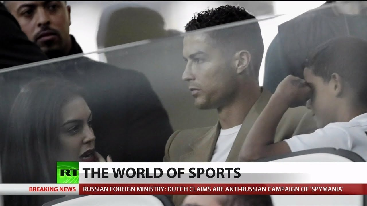 Rape Allegations Resurface Against Cristiano Ronaldo