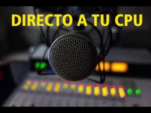 """""""DIRECTO A TU CPU"""" en RADIO VENEZUELA 790 AM"""