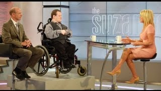 The SUZANNE Show Ep. #13 (4/7): Suzanne Somers with Patrick Henry Hughes