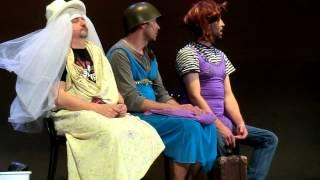 Partička - Velikonoční speciál (Broadway) Seznamka