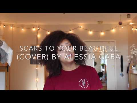 Scars To Your Beautiful (cover) By Alessia...