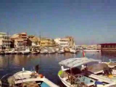 The Harbor at Tyre, Lebanon