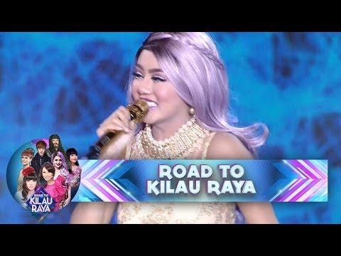 Makin Panas! Jenita Janet feat Rena KDI JARAN GOYANG - Road To Kilau Raya (21/1)