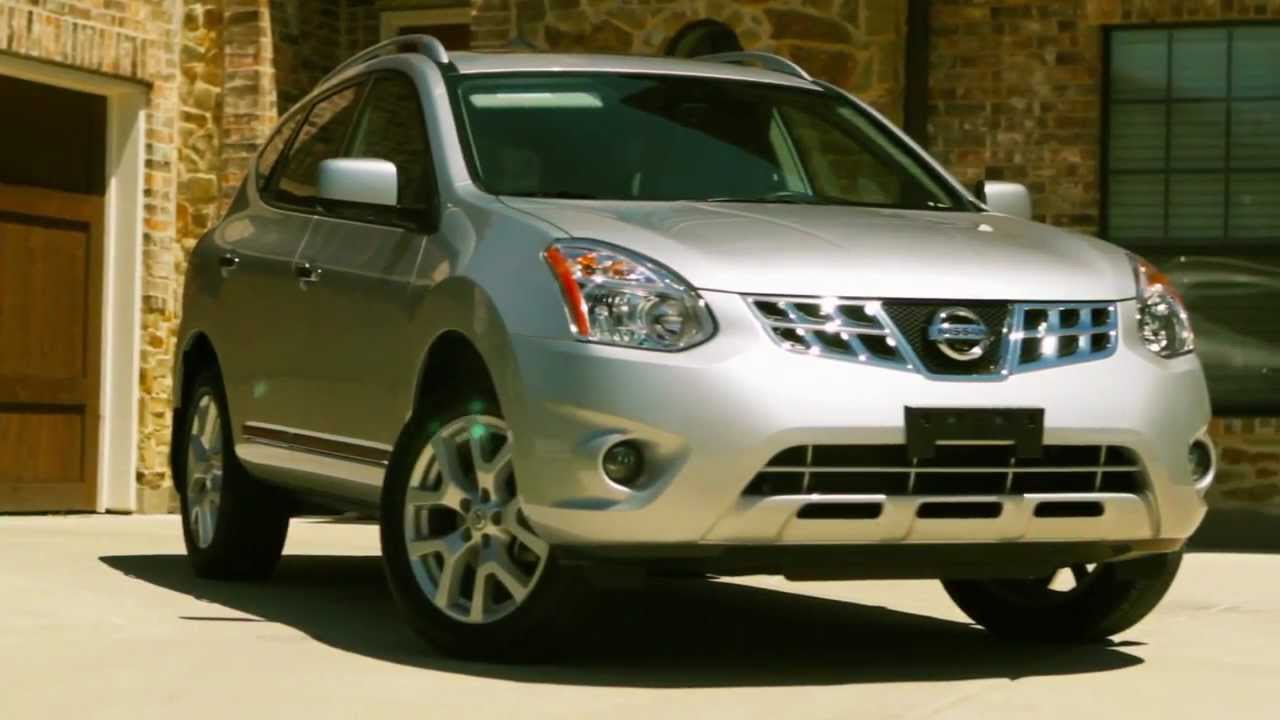 2012 Nissan Rogue SL Review And Test Drive   Car Pro