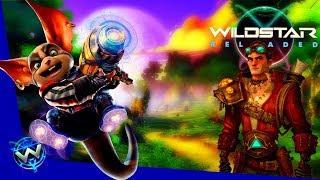 WILDSTAR FR : mmo GRATUIT ! #4 - On tue une reine ! Découverte du jeu et du gameplay !