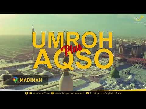 Perjalanan Umroh Executive Safana Travel 2018..
