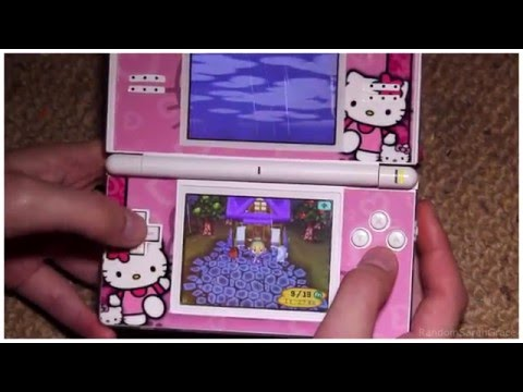 ASMR Let's Play | Animal Crossing on DS