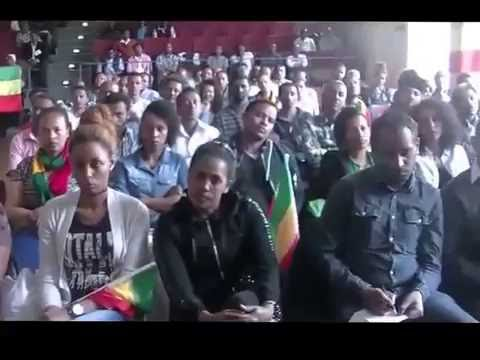 Ethiopian Forum for Dialogue and Cooperation in Germany Frankfurt Public Meeting May 2,2015