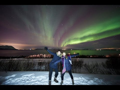 Tromsø Trip, Norway December 2017