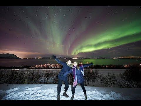 Tromsø Trip, Norway December 2017