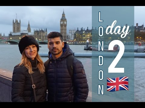 NATIONAL GALLERY, SKY GARDEN, PRIMARK, LONDON EYE... - LONDON DAY 2
