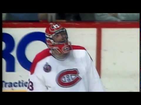 RDS - Nordiques vs Canadiens (1993 - 6e match)