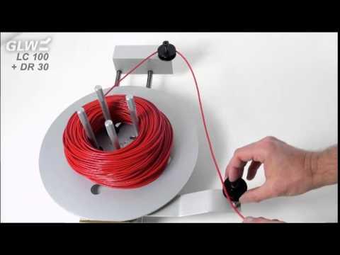 видео: Приспособление для размотки провода dr 30 (glw)