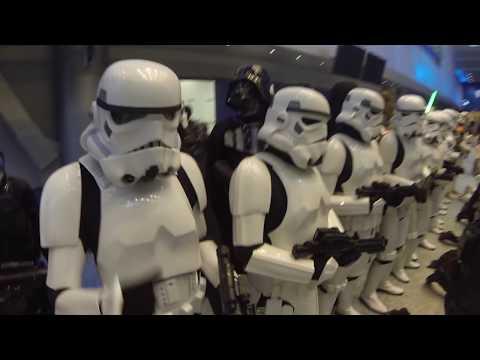 501st Legion Parade at Fan Expo Vancouver 2015