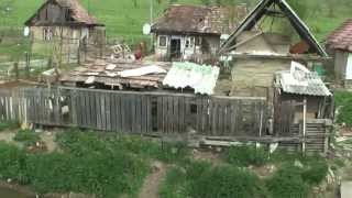 Gypsy village of Transylvania