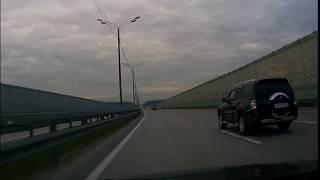 видео Наша поездка на море на машине, трасса Дон м4.