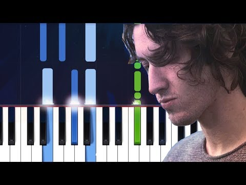 "Dean Lewis - ""Be Alright"" Piano Tutorial"