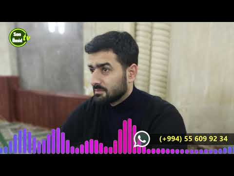 Hacı Samir Quran təfsir məclisi Ənbiya surəsi 5-ci hissə